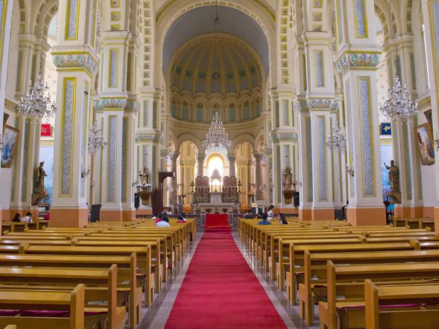 《南京!南京!》——安里甘教堂
