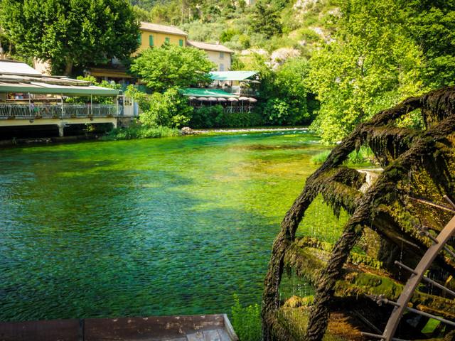 泉水小镇|南法的一泓清泉