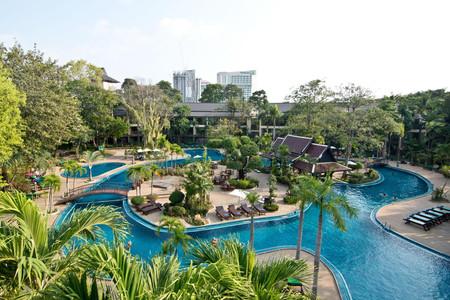 绿色公园度假酒店