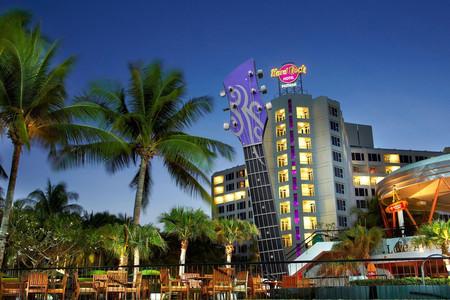 芭堤雅硬石酒店