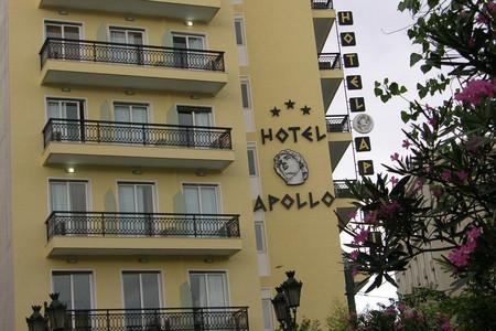 阿波罗酒店