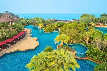 芭达雅洲际酒店度假村