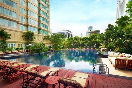 曼谷拉查丹利中心酒店图片