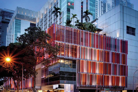 新加坡安曼纳酒店