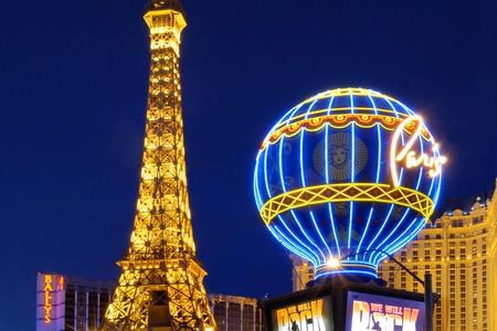 拉斯维加斯巴黎酒店