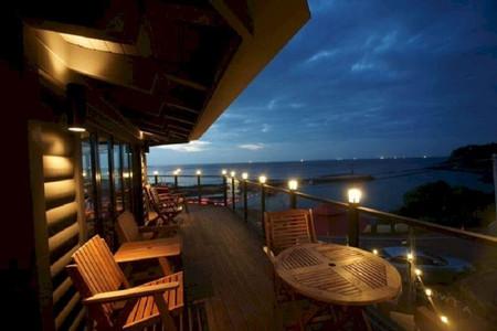 济州琥珀房子海景酒店