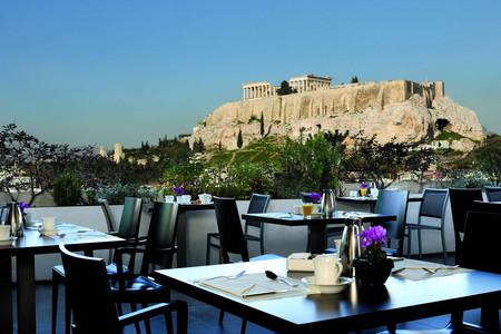 雅典门酒店