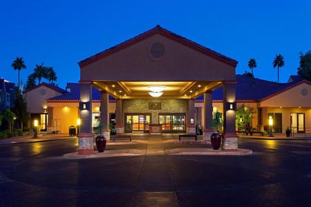 拉斯维加斯沙漠俱乐部度假村假日酒店