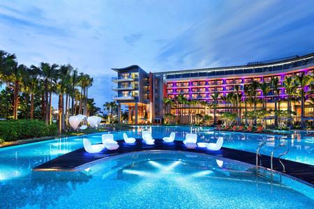 新加坡圣淘沙湾 W 酒店