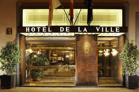 德拉维尔酒店