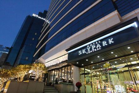 首尔天空花园酒店明洞中心店