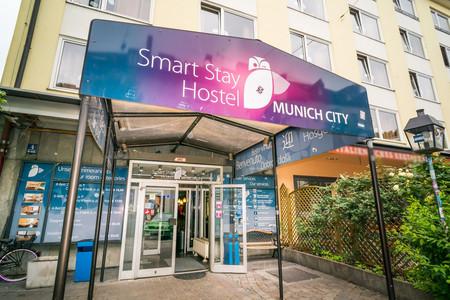慕尼黑市斯玛特斯登旅馆