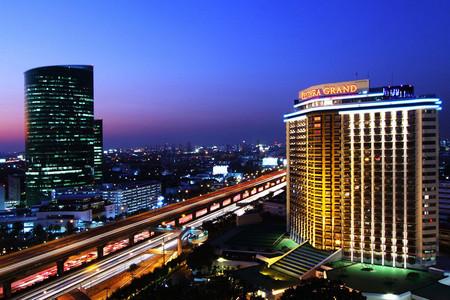 曼谷盛泰澜拉普崂中央广场酒店