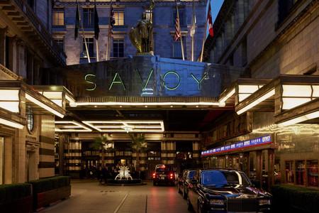 萨伏依酒店