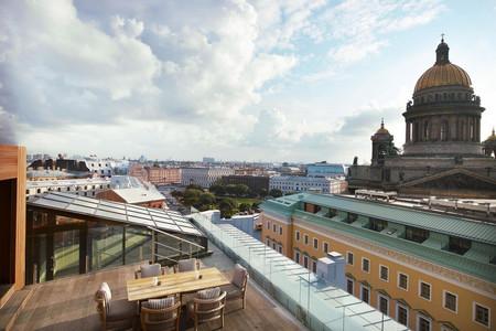 西圣彼得堡酒店
