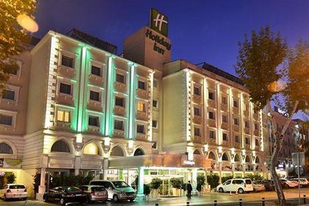 伊斯坦布尔市假日酒店
