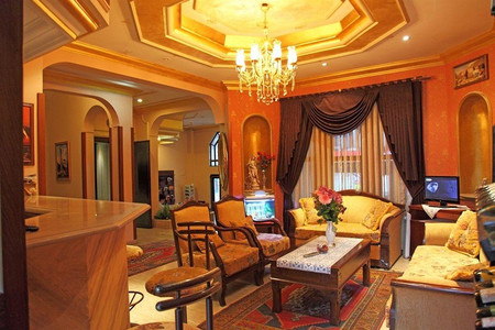 苏丹阿合麦特老城传奇酒店