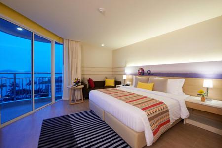 芭堤雅海景酒店