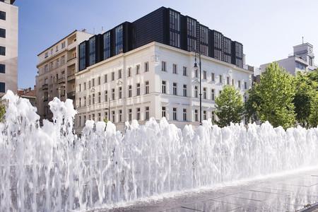 布达佩斯伊贝罗斯塔大酒店