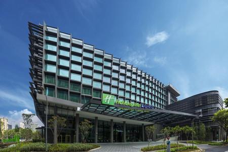 新加坡克拉码头智选假日酒店