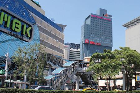 曼谷暹罗美居酒店