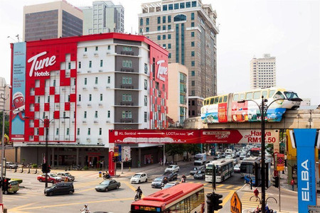 吉隆坡市中心调酒店