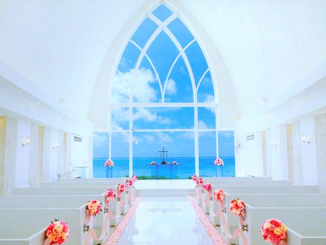 冲绳|艾葵雅教堂