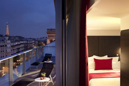 巴黎复兴凯旋门酒店