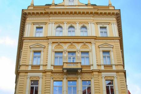 布拉格维塔纳酒店