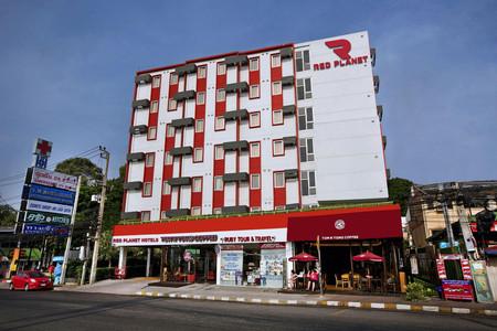 红色星球芭堤雅酒店