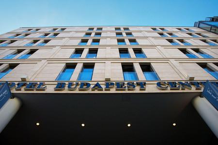 欧洲之星布达佩斯特中心酒店