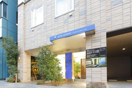 东京滨松町住宿酒店