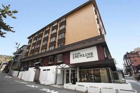 京都祗园四条阳光酒店