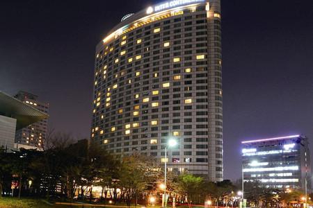 首尔江南世贸中心洲际酒店