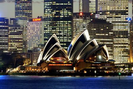 环形码头悉尼港万豪酒店