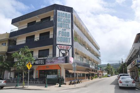 微海滩酒店