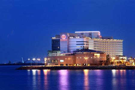 济州岛海滨华美达广场酒店