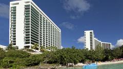关岛珊瑚礁和橄榄温泉度假酒店