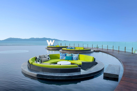 苏梅岛 W 酒店