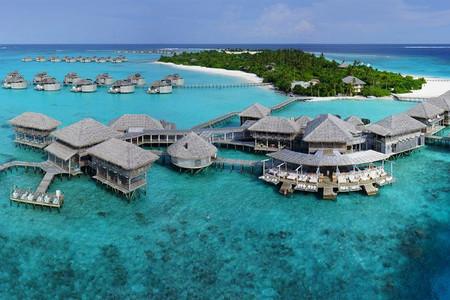 马尔代夫第六感拉姆岛度假村