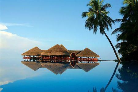 马尔代夫曼德芙岛度假村