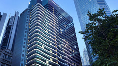 吉隆坡洲际酒店(原日航大酒店)