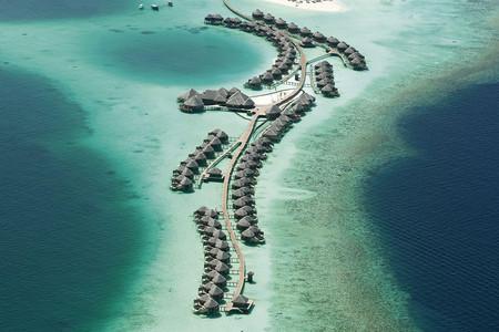 马尔代夫哈拉薇莉岛度假村
