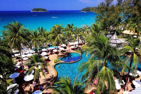 卡塔海滩温泉渡假酒店