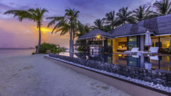 马尔代夫可哈德岛酒店