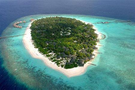 马尔代夫蜜杜帕卢岛度假村