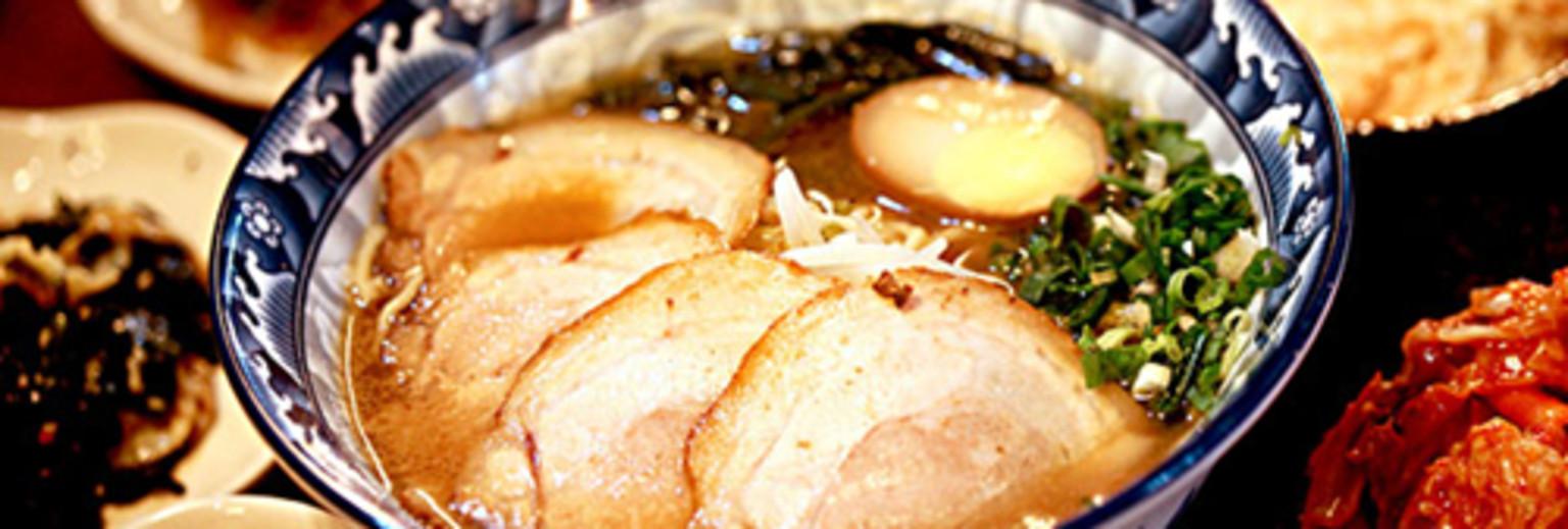 地头舌带路之食在日本福冈