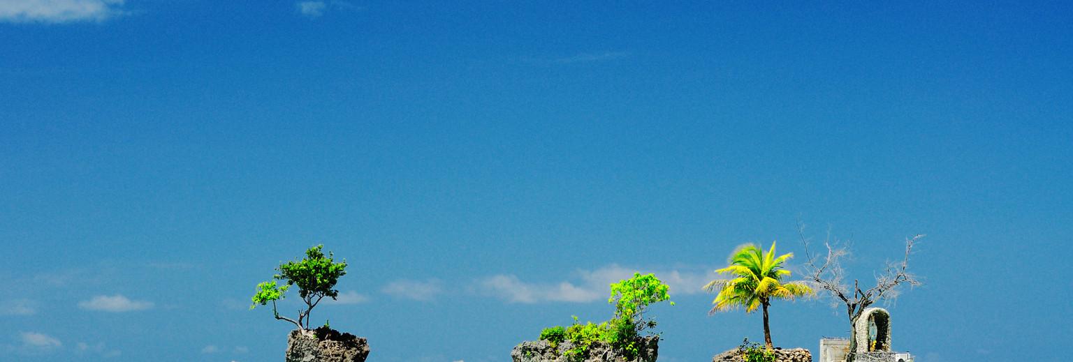 长滩岛:奇妙景观排排站