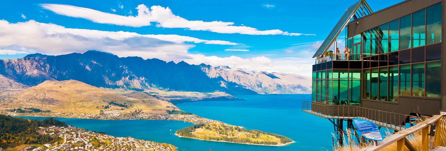 皇后镇丨来自新西兰的运动天堂
