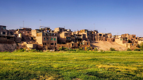 新疆天池-吐鲁番-喀什-香妃墓-艾提尕尔清真寺-老城区6日游